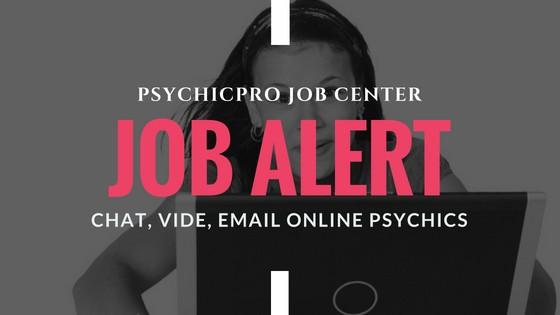 New Job Alert: Chat & Video Online Psychic