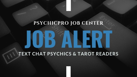 New Job Alert: Psychic & Tarot Readers