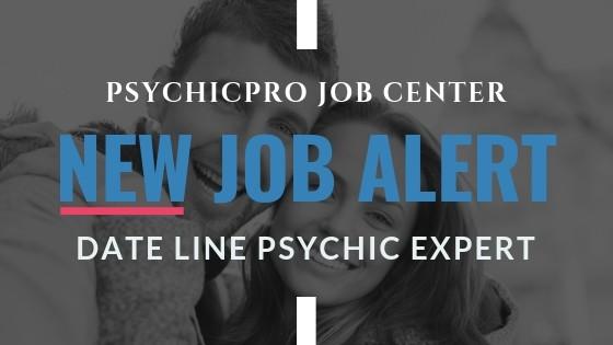 New Job Alert: Dating Line Psychic Experts