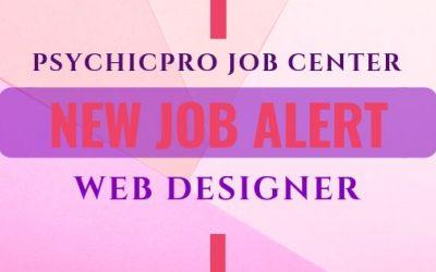 New Job Alert: Web Designer for Lightworkers (Divi for WordPress)